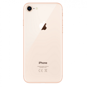 APPLE iPhone 8, 64GB, Gold (MQ6J2ZD/A)