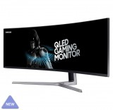 "Samsung Curved Gaming Monitor LC49HG90 HDR 49"" Black"